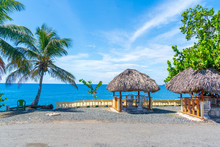 Tropical Scenic Views Of The O...