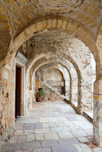 Enfilade In 13th Century Byzan...