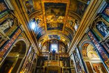 Ceiling Frescoes Basilica Jesu...