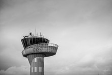 Control Tower At Airport