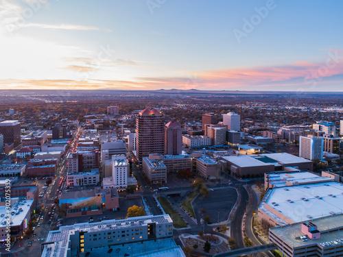 Photo Albuquerque Sunset