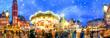 Weihnachtsmarkt am Römerberg, Frankfurt am Main, Hessen, Deutschland