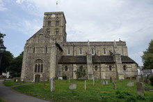 St Mary De Haura Church, Shoreham-by-Sea,West Sussex