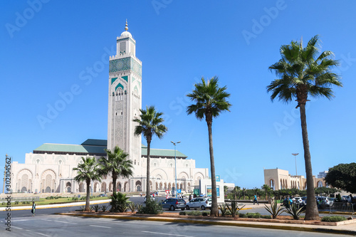 Foto Hassan II Mosque in Casablanca