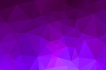 Abstract Multicolor Purple And...