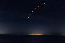 Phases Of A Lunar Eclipse