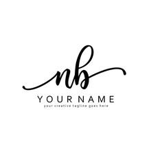 Handwriting N B NB Initial Log...