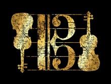 Alto Clef Violas (Vintage Gold)