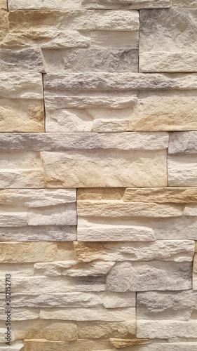 Okleiny na drzwi kamienie  beige-old-brick-wall-stone-background