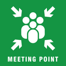 Meeting Point Or Assembly Poin...
