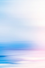 Abstract Sea Background, Long ...