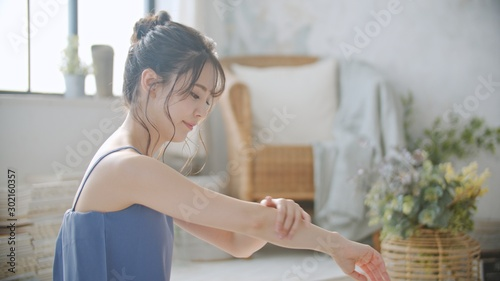 Fotomural 女性・ボディケア