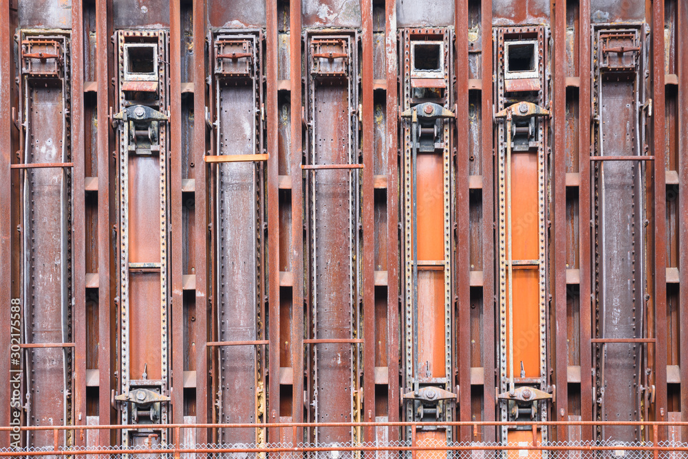 Fototapety, obrazy: Zollverein industrial complex detail, Essen, Germany