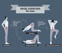 Pelvic Floor Exercises For Men...