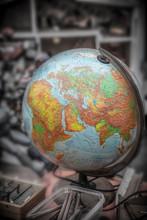 Old Globe Flea Market Finding