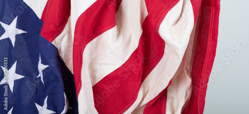Fotografía  Flag of the United States of America