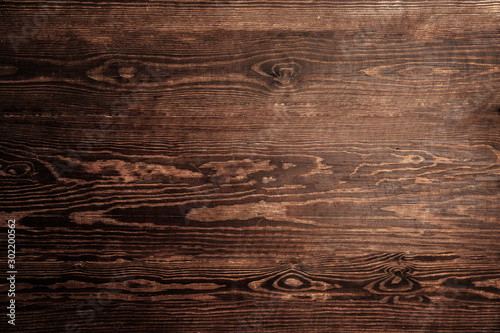 Fotografiet  Wood Texture And Wood Background