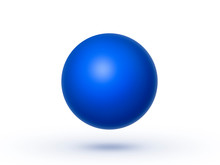 Globe Sphere Or Ball Isolated ...