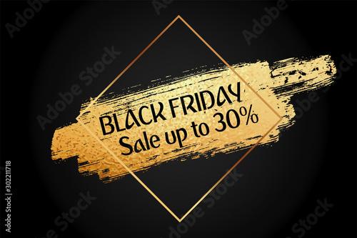 Obraz Black Friday réduction 30% - Sale up to 30% - fototapety do salonu