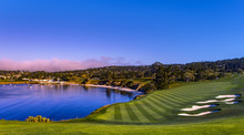 Pebble Beach Golf Course, Mont...