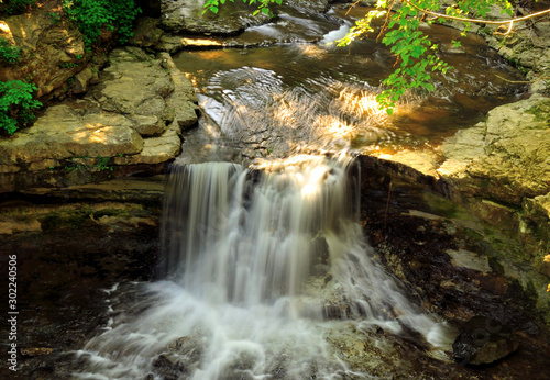 Waterfall at McCormicks Creek