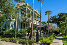 Galveston Historical Homes