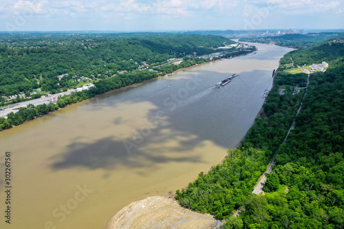 Cuadros en Lienzo Ohio River Valley