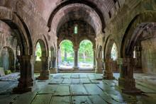 Sanahin Monastery, UNESCO World Heritage Site, Alaverdi, Lori Province, Armenia