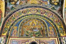 Frescoes Of The Troyan Monaste...