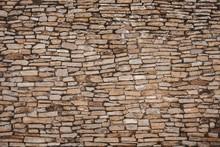 Closeup Of A Rock Wall