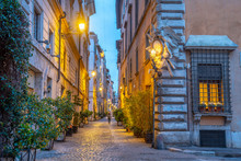 Italy, Lazio, Rome, Ponte, Via...