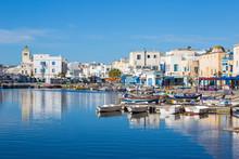 Tunisia, Bizerte, The Old Port