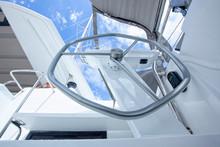 Aluminium Steering Wheel In A ...