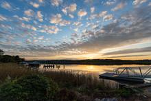Sunset Patuxent River Calvert ...