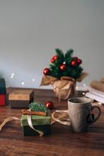 Making Christmas Gifts