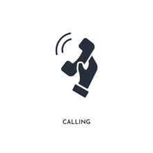 Calling Icon. Simple Element I...
