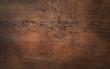 Leinwandbild Motiv Old brown bark wood texture. Natural wooden background.or cutting board.