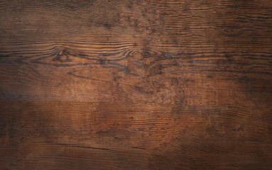 Old brown bark wood texture. Natural wooden background.or cutting board.