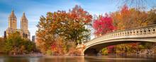 The Beautiful Bow Bridge Of Ce...