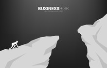 Silhouette Of Businessman Read...
