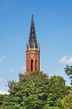 Post-evangelical Church In Zag...