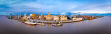 Panorama Of Liverpool Waterfro...