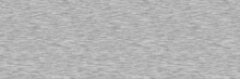 White Grey Marl Heather Border...