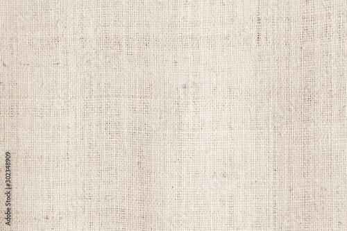 Carta da parati Cream abstract cotton towel mock up template fabric on background