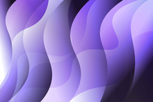 Wave Background. Abstract Geom...