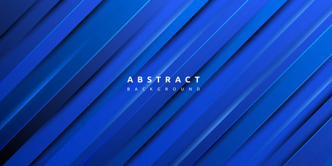 Abstract modern colourful gradient blue texture background