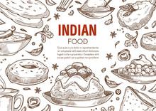 Restaurant Menu Of Indian Cuis...