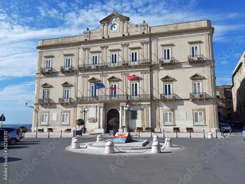 Vászonkép  Taranto - Palazzo di Città