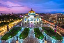 Palacio De Bellas Artes, Palac...