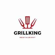 Chef Kitchen Grill King Spatul...